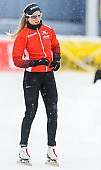 Subject: Camilla Lund; Tags: Sport, Eisschnelllauf, Speed skating, Schaatsen, 2013-2014; PhotoID: 2014-01-26-0042