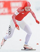 Subject: Jelena Jeranina; Tags: Athlet, Athlete, Sportler, Wettkämpfer, Sportsman, Damen, Ladies, Frau, Mesdames, Female, Women, Eisschnelllauf, Speed skating, Schaatsen, Jelena Jeranina, RUS, Russian Federation, Russische Föderation, Russia, Sport; PhotoID: 2014-01-26-0046