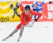 Subject: Camilla Lund; Tags: Athlet, Athlete, Sportler, Wettkämpfer, Sportsman, Camilla Lund, Damen, Ladies, Frau, Mesdames, Female, Women, Eisschnelllauf, Speed skating, Schaatsen, NOR, Norway, Norwegen, Sport; PhotoID: 2014-01-26-0104