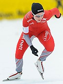 Subject: Martine Ripsrud; Tags: Athlet, Athlete, Sportler, Wettkämpfer, Sportsman, Damen, Ladies, Frau, Mesdames, Female, Women, Eisschnelllauf, Speed skating, Schaatsen, Martine Ripsrud, NOR, Norway, Norwegen, Sport; PhotoID: 2014-01-26-0569