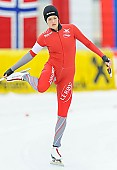 Subject: Camilla Lund; Tags: Athlet, Athlete, Sportler, Wettkämpfer, Sportsman, Camilla Lund, Damen, Ladies, Frau, Mesdames, Female, Women, Eisschnelllauf, Speed skating, Schaatsen, NOR, Norway, Norwegen, Sport; PhotoID: 2014-01-26-0600