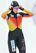 Subject: Denise Roth; Tags: Athlet, Athlete, Sportler, Wettkämpfer, Sportsman, Damen, Ladies, Frau, Mesdames, Female, Women, Denise Roth, Eisschnelllauf, Speed skating, Schaatsen, GER, Germany, Deutschland, Sport; PhotoID: 2014-03-07-0305