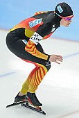 Subject: Denise Roth; Tags: Athlet, Athlete, Sportler, Wettkämpfer, Sportsman, Damen, Ladies, Frau, Mesdames, Female, Women, Denise Roth, Eisschnelllauf, Speed skating, Schaatsen, GER, Germany, Deutschland, Sport; PhotoID: 2014-03-07-0309