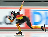 Subject: Denise Roth; Tags: Athlet, Athlete, Sportler, Wettkämpfer, Sportsman, Damen, Ladies, Frau, Mesdames, Female, Women, Denise Roth, Eisschnelllauf, Speed skating, Schaatsen, GER, Germany, Deutschland, Sport; PhotoID: 2014-03-07-0312