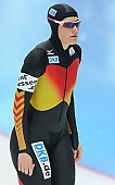 Subject: Jennifer Plate; Tags: Athlet, Athlete, Sportler, Wettkämpfer, Sportsman, Damen, Ladies, Frau, Mesdames, Female, Women, Eisschnelllauf, Speed skating, Schaatsen, GER, Germany, Deutschland, Jennifer Plate, Sport; PhotoID: 2014-03-07-0316