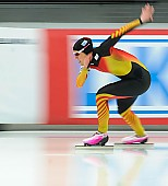 Subject: Jennifer Plate; Tags: Athlet, Athlete, Sportler, Wettkämpfer, Sportsman, Damen, Ladies, Frau, Mesdames, Female, Women, Eisschnelllauf, Speed skating, Schaatsen, GER, Germany, Deutschland, Jennifer Plate, Sport; PhotoID: 2014-03-07-0322