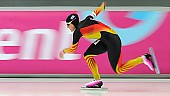 Subject: Jennifer Plate; Tags: Athlet, Athlete, Sportler, Wettkämpfer, Sportsman, Damen, Ladies, Frau, Mesdames, Female, Women, Eisschnelllauf, Speed skating, Schaatsen, GER, Germany, Deutschland, Jennifer Plate, Sport; PhotoID: 2014-03-07-0324
