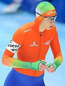 Subject: Margot Boer; Tags: Athlet, Athlete, Sportler, Wettkämpfer, Sportsman, Damen, Ladies, Frau, Mesdames, Female, Women, Eisschnelllauf, Speed skating, Schaatsen, Margot Boer, NED, Netherlands, Niederlande, Holland, Dutch, Sport; PhotoID: 2014-03-07-0368