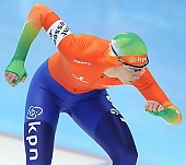 Subject: Margot Boer; Tags: Athlet, Athlete, Sportler, Wettkämpfer, Sportsman, Damen, Ladies, Frau, Mesdames, Female, Women, Eisschnelllauf, Speed skating, Schaatsen, Margot Boer, NED, Netherlands, Niederlande, Holland, Dutch, Sport; PhotoID: 2014-03-07-0369