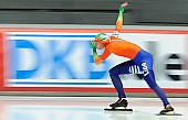 Subject: Margot Boer; Tags: Athlet, Athlete, Sportler, Wettkämpfer, Sportsman, Damen, Ladies, Frau, Mesdames, Female, Women, Eisschnelllauf, Speed skating, Schaatsen, Margot Boer, NED, Netherlands, Niederlande, Holland, Dutch, Sport; PhotoID: 2014-03-07-0370