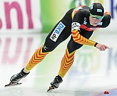 Subject: Monique Angermüller; Tags: Athlet, Athlete, Sportler, Wettkämpfer, Sportsman, Damen, Ladies, Frau, Mesdames, Female, Women, Eisschnelllauf, Speed skating, Schaatsen, GER, Germany, Deutschland, Monique Angermüller, Sport; PhotoID: 2014-03-07-0640