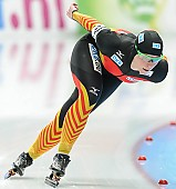 Subject: Monique Angermüller; Tags: Athlet, Athlete, Sportler, Wettkämpfer, Sportsman, Damen, Ladies, Frau, Mesdames, Female, Women, Eisschnelllauf, Speed skating, Schaatsen, GER, Germany, Deutschland, Monique Angermüller, Sport; PhotoID: 2014-03-07-0641