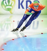 Subject: Lotte van Beek; Tags: Athlet, Athlete, Sportler, Wettkämpfer, Sportsman, Damen, Ladies, Frau, Mesdames, Female, Women, Eisschnelllauf, Speed skating, Schaatsen, Lotte van Beek, NED, Netherlands, Niederlande, Holland, Dutch, Sport; PhotoID: 2014-03-07-0675
