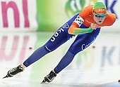 Subject: Lotte van Beek; Tags: Athlet, Athlete, Sportler, Wettkämpfer, Sportsman, Damen, Ladies, Frau, Mesdames, Female, Women, Eisschnelllauf, Speed skating, Schaatsen, Lotte van Beek, NED, Netherlands, Niederlande, Holland, Dutch, Sport; PhotoID: 2014-03-07-0676