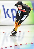 Subject: Jennifer Bay; Tags: Athlet, Athlete, Sportler, Wettkämpfer, Sportsman, Damen, Ladies, Frau, Mesdames, Female, Women, Eisschnelllauf, Speed skating, Schaatsen, GER, Germany, Deutschland, Jennifer Bay, Sport; PhotoID: 2014-03-08-0123