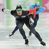 Subject: William Dutton; Tags: Athlet, Athlete, Sportler, Wettkämpfer, Sportsman, CAN, Canada, Kanada, Eisschnelllauf, Speed skating, Schaatsen, Herren, Men, Gentlemen, Mann, Männer, Gents, Sirs, Mister, Sport, William Dutton; PhotoID: 2014-03-08-0336
