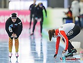 Subject: Jennifer Plate; Tags: Athlet, Athlete, Sportler, Wettkämpfer, Sportsman, Damen, Ladies, Frau, Mesdames, Female, Women, Eisschnelllauf, Speed skating, Schaatsen, GER, Germany, Deutschland, Jennifer Plate, Sport; PhotoID: 2014-03-08-0359