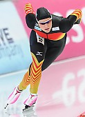 Subject: Jennifer Plate; Tags: Athlet, Athlete, Sportler, Wettkämpfer, Sportsman, Damen, Ladies, Frau, Mesdames, Female, Women, Eisschnelllauf, Speed skating, Schaatsen, GER, Germany, Deutschland, Jennifer Plate, Sport; PhotoID: 2014-03-08-0384