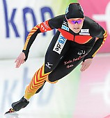 Subject: Denise Roth; Tags: Athlet, Athlete, Sportler, Wettkämpfer, Sportsman, Damen, Ladies, Frau, Mesdames, Female, Women, Denise Roth, Eisschnelllauf, Speed skating, Schaatsen, GER, Germany, Deutschland, Sport; PhotoID: 2014-03-08-0395