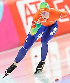 Subject: Ireen Wüst; Tags: Athlet, Athlete, Sportler, Wettkämpfer, Sportsman, Damen, Ladies, Frau, Mesdames, Female, Women, Eisschnelllauf, Speed skating, Schaatsen, Ireen Wüst, NED, Netherlands, Niederlande, Holland, Dutch, Sport; PhotoID: 2014-03-08-0648