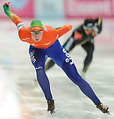 Subject: Margot Boer; Tags: Athlet, Athlete, Sportler, Wettkämpfer, Sportsman, Damen, Ladies, Frau, Mesdames, Female, Women, Eisschnelllauf, Speed skating, Schaatsen, Margot Boer, NED, Netherlands, Niederlande, Holland, Dutch, Sport; PhotoID: 2014-03-09-0419