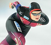 Subject: Jennifer Bay; Tags: Athlet, Athlete, Sportler, Wettkämpfer, Sportsman, Damen, Ladies, Frau, Mesdames, Female, Women, Eisschnelllauf, Speed skating, Schaatsen, GER, Germany, Deutschland, Jennifer Bay, Sport; PhotoID: 2014-12-05-0173
