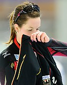 Subject: Jennifer Bay; Tags: Athlet, Athlete, Sportler, Wettkämpfer, Sportsman, Damen, Ladies, Frau, Mesdames, Female, Women, Eisschnelllauf, Speed skating, Schaatsen, GER, Germany, Deutschland, Jennifer Bay, Sport; PhotoID: 2014-12-05-0255