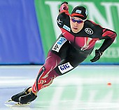 Subject: Samuel Schwarz; Tags: Athlet, Athlete, Sportler, Wettkämpfer, Sportsman, Eisschnelllauf, Speed skating, Schaatsen, GER, Germany, Deutschland, Herren, Men, Gentlemen, Mann, Männer, Gents, Sirs, Mister, Samuel Schwarz, Sport; PhotoID: 2014-12-05-1044