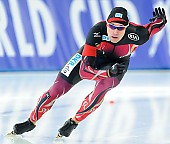 Subject: Samuel Schwarz; Tags: Athlet, Athlete, Sportler, Wettkämpfer, Sportsman, Eisschnelllauf, Speed skating, Schaatsen, GER, Germany, Deutschland, Herren, Men, Gentlemen, Mann, Männer, Gents, Sirs, Mister, Samuel Schwarz, Sport; PhotoID: 2014-12-05-1047