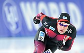 Subject: Samuel Schwarz; Tags: Athlet, Athlete, Sportler, Wettkämpfer, Sportsman, Eisschnelllauf, Speed skating, Schaatsen, GER, Germany, Deutschland, Herren, Men, Gentlemen, Mann, Männer, Gents, Sirs, Mister, Samuel Schwarz, Sport; PhotoID: 2014-12-05-1050
