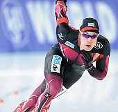 Subject: Samuel Schwarz; Tags: Athlet, Athlete, Sportler, Wettkämpfer, Sportsman, Eisschnelllauf, Speed skating, Schaatsen, GER, Germany, Deutschland, Herren, Men, Gentlemen, Mann, Männer, Gents, Sirs, Mister, Samuel Schwarz, Sport; PhotoID: 2014-12-05-1051
