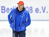 Subject: Uwe-Michael Hüttenrauch; Tags: Uwe-Michael Hüttenrauch, Eisschnelllauf, Speed skating, Schaatsen, Trainer, Coach, Betreuer, Sport, GER, Germany, Deutschland; PhotoID: 2014-12-21-0996