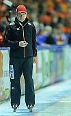 Subject: Klaus Ebert; Tags: Eisschnelllauf, Speed skating, Schaatsen, GER, Germany, Deutschland, Klaus Ebert, Sport, Trainer, Coach, Betreuer; PhotoID: 2015-02-14-0525