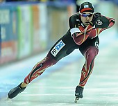 Subject: Samuel Schwarz; Tags: Athlet, Athlete, Sportler, Wettkämpfer, Sportsman, Eisschnelllauf, Speed skating, Schaatsen, GER, Germany, Deutschland, Herren, Men, Gentlemen, Mann, Männer, Gents, Sirs, Mister, Samuel Schwarz, Sport; PhotoID: 2015-02-14-0548