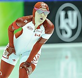 Subject: Heather McLean; Tags: Athlet, Athlete, Sportler, Wettkämpfer, Sportsman, CAN, Canada, Kanada, Damen, Ladies, Frau, Mesdames, Female, Women, Eisschnelllauf, Speed skating, Schaatsen, Heather McLean, Sport; PhotoID: 2015-02-14-0570