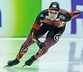 Subject: Samuel Schwarz; Tags: Athlet, Athlete, Sportler, Wettkämpfer, Sportsman, Eisschnelllauf, Speed skating, Schaatsen, GER, Germany, Deutschland, Herren, Men, Gentlemen, Mann, Männer, Gents, Sirs, Mister, Samuel Schwarz, Sport; PhotoID: 2015-02-15-0044