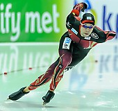 Subject: Samuel Schwarz; Tags: Athlet, Athlete, Sportler, Wettkämpfer, Sportsman, Eisschnelllauf, Speed skating, Schaatsen, GER, Germany, Deutschland, Herren, Men, Gentlemen, Mann, Männer, Gents, Sirs, Mister, Samuel Schwarz, Sport; PhotoID: 2015-02-15-0045