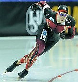 Subject: Samuel Schwarz; Tags: Athlet, Athlete, Sportler, Wettkämpfer, Sportsman, Eisschnelllauf, Speed skating, Schaatsen, GER, Germany, Deutschland, Herren, Men, Gentlemen, Mann, Männer, Gents, Sirs, Mister, Samuel Schwarz, Sport; PhotoID: 2015-02-15-0462