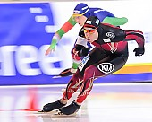 Subject: Nico Ihle, Stefan Groothuis; Tags: Athlet, Athlete, Sportler, Wettkämpfer, Sportsman, Eisschnelllauf, Speed skating, Schaatsen, GER, Germany, Deutschland, Herren, Men, Gentlemen, Mann, Männer, Gents, Sirs, Mister, NED, Netherlands, Niederlande, Holland, Dutch, Nico Ihle, Sport, Stefan Groothuis; PhotoID: 2015-03-21-0303