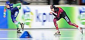 Subject: Wouter olde Heuvel, Patrick Beckert; Tags: Sport, Patrick Beckert, Herren, Men, Gentlemen, Mann, Männer, Gents, Sirs, Mister, GER, Germany, Deutschland, Eisschnelllauf, Speed skating, Schaatsen, Athlet, Athlete, Sportler, Wettkämpfer, Sportsman; PhotoID: 2015-03-21-0370