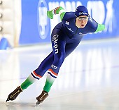 Subject: Margot Boer; Tags: Athlet, Athlete, Sportler, Wettkämpfer, Sportsman, Damen, Ladies, Frau, Mesdames, Female, Women, Eisschnelllauf, Speed skating, Schaatsen, Margot Boer, NED, Netherlands, Niederlande, Holland, Dutch, Sport; PhotoID: 2015-03-22-0191