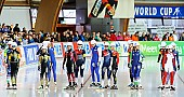 Subject: Claudia Pechstein, Irene Schouten, Ivanie Blondin, Martina Sáblíková, Miho Takagi, Nana Takagi erste Reihe von links nach rechts; Tags: Athlet, Athlete, Sportler, Wettkämpfer, Sportsman, CAN, Canada, Kanada, CZE, Czech Republic, Tschechische Republik, Tschechien, Claudia Pechstein, Damen, Ladies, Frau, Mesdames, Female, Women, Detail, Eisschnelllauf, Speed skating, Schaatsen, GER, Germany, Deutschland, Irene Schouten, Ivanie Blondin, JPN, Japan, Nippon, Martina Sablikova, Mass Start, Miho Takagi, NED, Netherlands, Niederlande, Holland, Dutch, Nana Takagi, Sport; PhotoID: 2015-03-22-0310