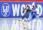 Subject: Elina Risku; Tags: Athlet, Athlete, Sportler, Wettkämpfer, Sportsman, Damen, Ladies, Frau, Mesdames, Female, Women, Eisschnelllauf, Speed skating, Schaatsen, Elina Risku, FIN, Finland, Finnland, Sport; PhotoID: 2015-12-04-0012
