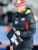Subject: Klaus Ebert; Tags: Eisschnelllauf, Speed skating, Schaatsen, GER, Germany, Deutschland, Klaus Ebert, Sport, Trainer, Coach, Betreuer; PhotoID: 2015-12-06-0387