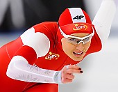 Subject: Aleksandra Goss; Tags: Sport, POL, Poland, Polen, Eisschnelllauf, Speed skating, Schaatsen, Damen, Ladies, Frau, Mesdames, Female, Women, Athlet, Athlete, Sportler, Wettkämpfer, Sportsman, Aleksandra Goss; PhotoID: 2016-03-05-0214