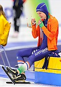 Subject: Ireen Wüst; Tags: Sport, NED, Netherlands, Niederlande, Holland, Dutch, Ireen Wüst, Eisschnelllauf, Speed skating, Schaatsen, Damen, Ladies, Frau, Mesdames, Female, Women, Athlet, Athlete, Sportler, Wettkämpfer, Sportsman; PhotoID: 2016-03-05-0262