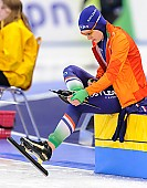 Subject: Ireen Wüst; Tags: Sport, NED, Netherlands, Niederlande, Holland, Dutch, Ireen Wüst, Eisschnelllauf, Speed skating, Schaatsen, Damen, Ladies, Frau, Mesdames, Female, Women, Athlet, Athlete, Sportler, Wettkämpfer, Sportsman; PhotoID: 2016-03-05-0263