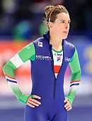 Subject: Ireen Wüst; Tags: Sport, NED, Netherlands, Niederlande, Holland, Dutch, Ireen Wüst, Eisschnelllauf, Speed skating, Schaatsen, Damen, Ladies, Frau, Mesdames, Female, Women, Athlet, Athlete, Sportler, Wettkämpfer, Sportsman; PhotoID: 2016-03-05-0281
