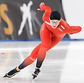 Subject: Ida Njåtun; Tags: Sport, NOR, Norway, Norwegen, Ida Njåtun, Eisschnelllauf, Speed skating, Schaatsen, Damen, Ladies, Frau, Mesdames, Female, Women, Athlet, Athlete, Sportler, Wettkämpfer, Sportsman; PhotoID: 2016-03-05-0286
