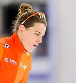 Subject: Ireen Wüst; Tags: Sport, NED, Netherlands, Niederlande, Holland, Dutch, Ireen Wüst, Eisschnelllauf, Speed skating, Schaatsen, Damen, Ladies, Frau, Mesdames, Female, Women, Athlet, Athlete, Sportler, Wettkämpfer, Sportsman; PhotoID: 2016-03-05-0288